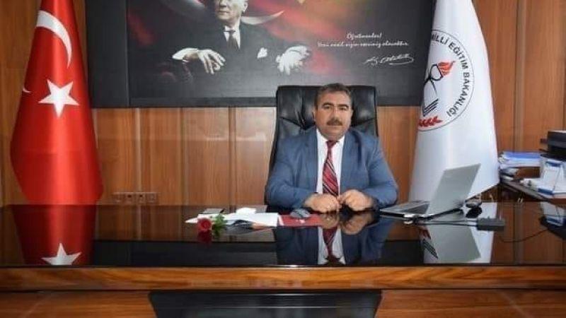 Urfa ilçe Milli Eğitim Müdürü koronavirüse yakalandı