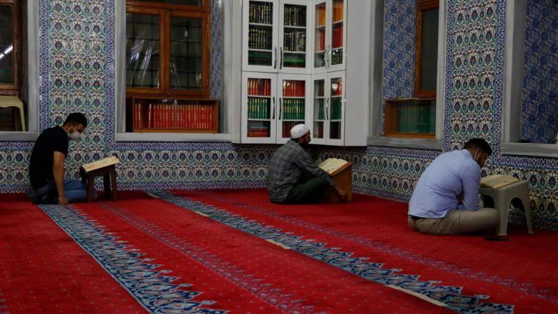 'Peygamberler Şehri'nde Mevlit Kandili coşkusu