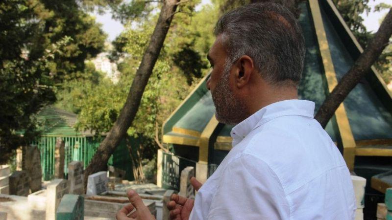 Urfa'nın mezarlıklarında yoğunluk
