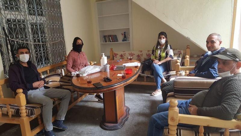 Urfa'da engelliler için E-KPSS kursu açıldı