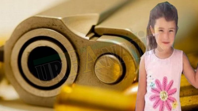 Suruç'ta Küçük kız maganda kurşunuyla yaralandı