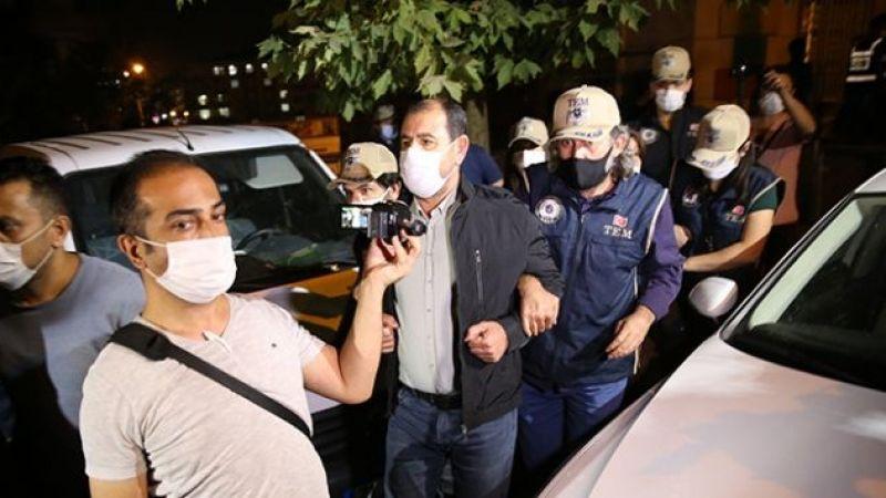 İl Başkanı terör soruşturması kapsamında tutuklandı