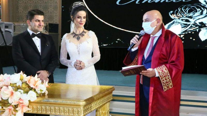 Vali yardımcısı Urfalı isim ile evlendi