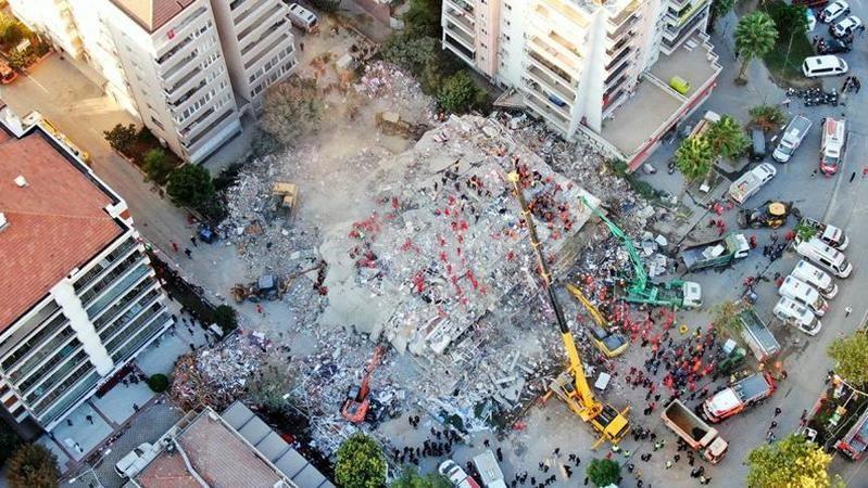 4,8 büyüklüğünde korkutan deprem