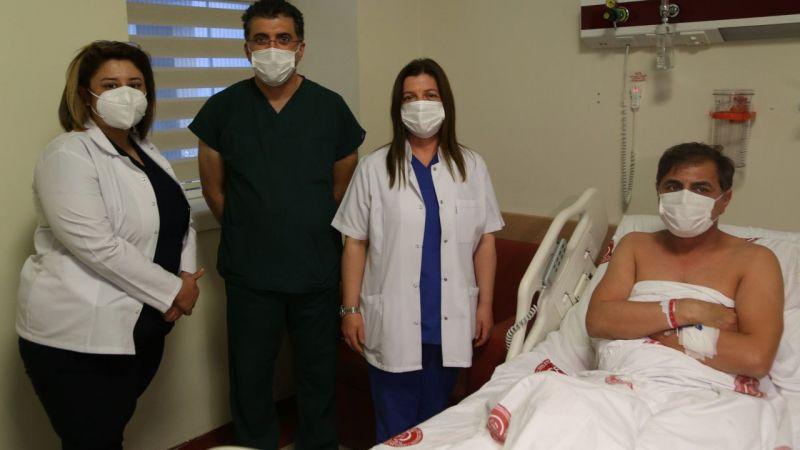 """""""Yoğun bakımdaki hastaları görseniz 3 yerine 5 maske takarsınız"""""""