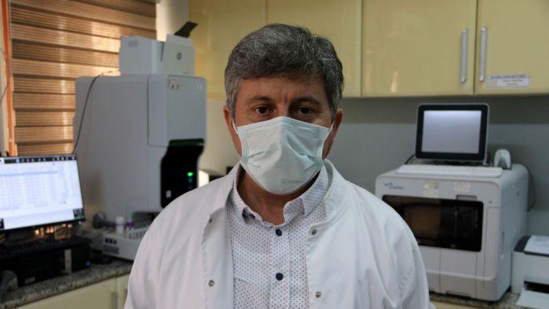 Şanlıurfa'da yeni tip koronavirüse yakalanıp iyileşen Biyokimya Uzmanı Uğur Fahri Yürekli: