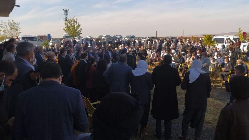 Urfa'da husumetli 2 aşiret barıştırıldı