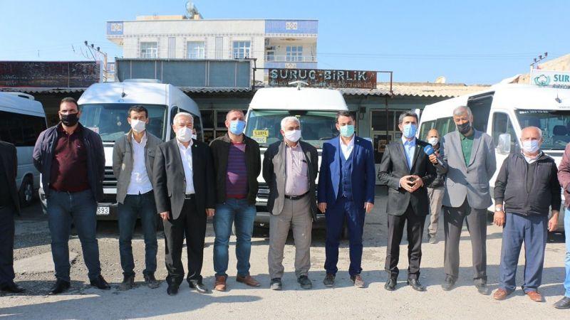 Urfa'daki ölümlü yol için çağrı