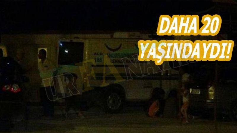 Urfa'da feci olay! İnşaattan atlayan genç hayatını kaybetti