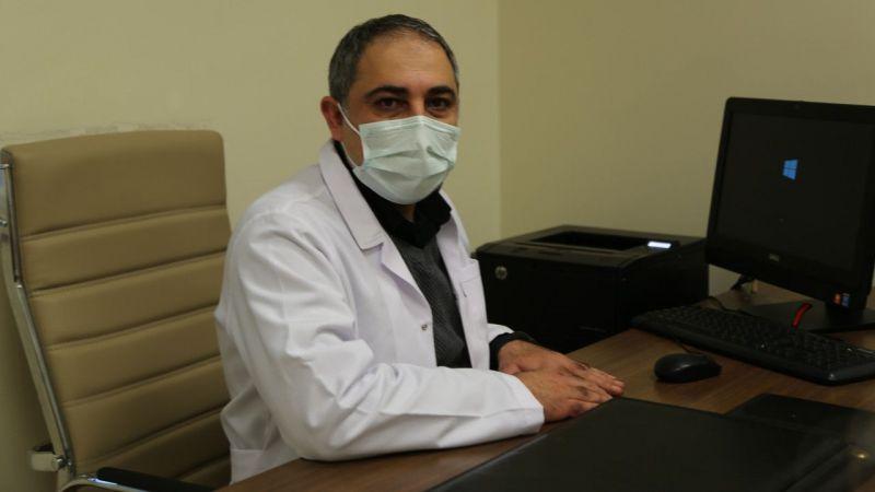 """KOVİD-19 HASTALARI YAŞADIKLARINI ANLATIYOR - HRÜ Hastanesi Başhekim Yardımcısı Doç. Dr. Aydın: """"Bu herkesin korkması gereken bir şey"""""""