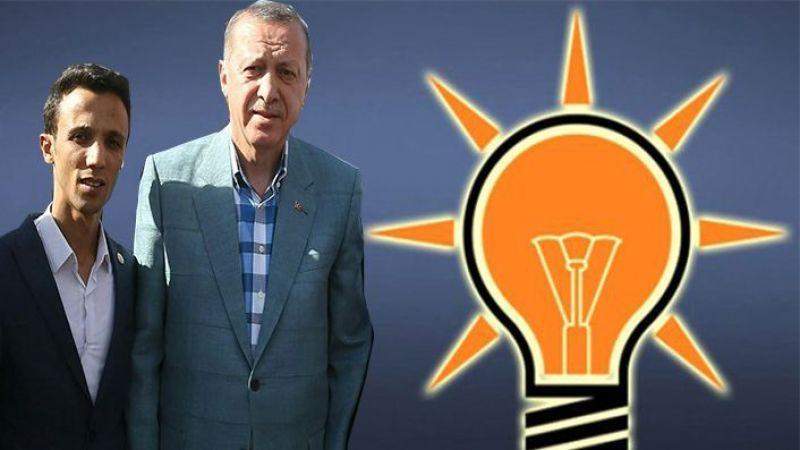 Urfa'da İlçe Başkanı istifa etti!