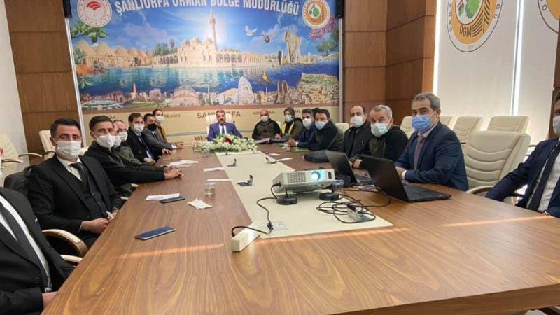 Urfa'da şeflerin performansı değerlendirildi