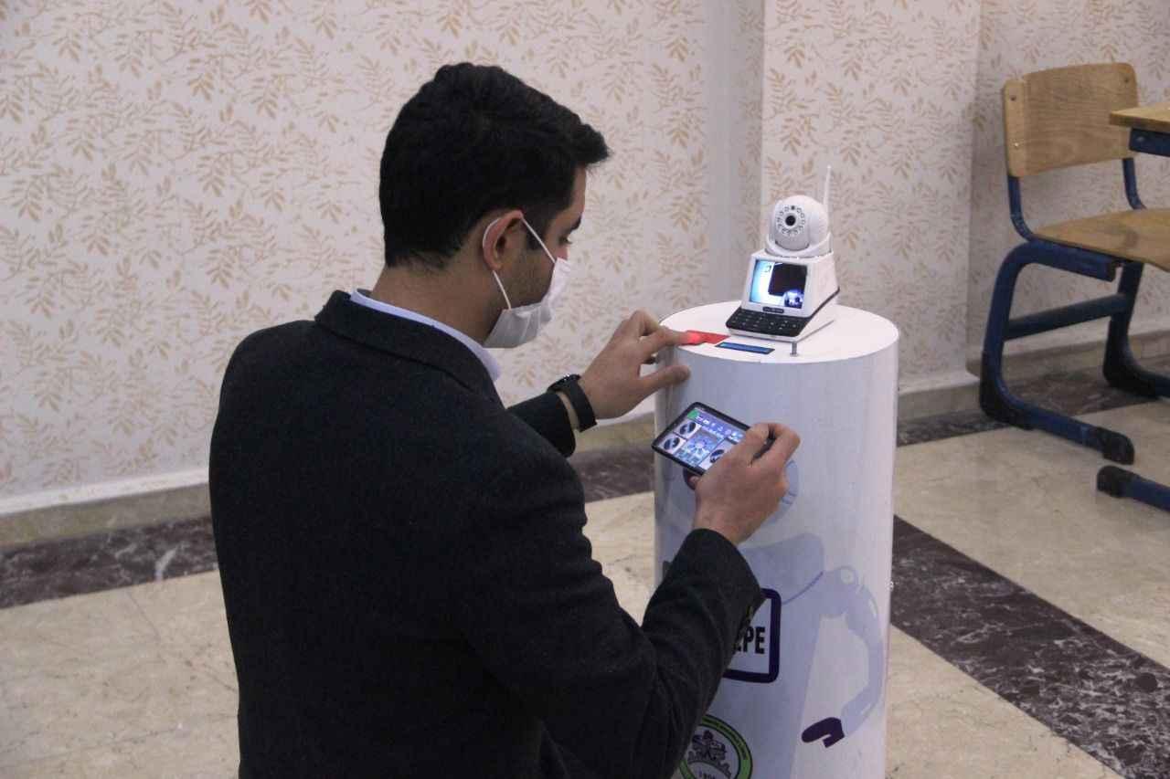 Korona virüs hastalarına robotlar müdahale edecek ile ilgili görsel sonucu