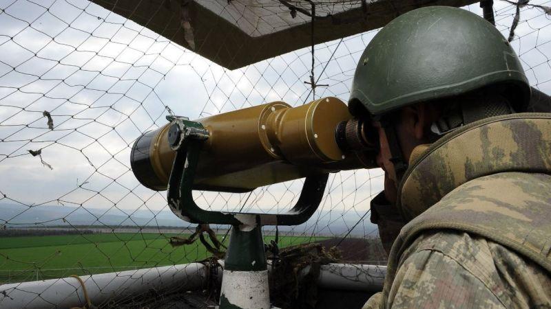 Şanlıurfa sınırında 35 terörist etkisiz hale getirildi