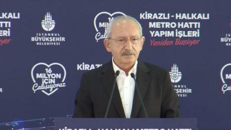 Kılıçdaroğlu'ndan flaş Urfa açıklaması: Ortalıkta tek bir tuğla bile yok