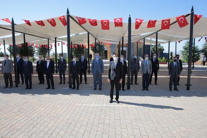 Şanlıurfa'da 23 Nisan Bayramı kutlanıyor