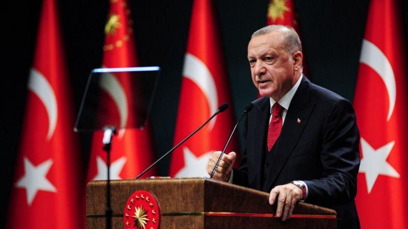Erdoğan duyurdu! 17 günlük sokağa çıkma yasağı geldi