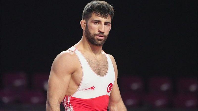 Urfalı milli sporcu, güreşte Avrupa üçüncüsü oldu