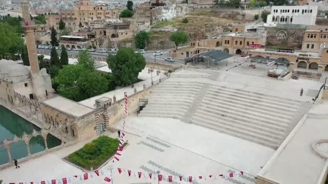 Peygamberler Şehri'nde sessizlik sürüyor