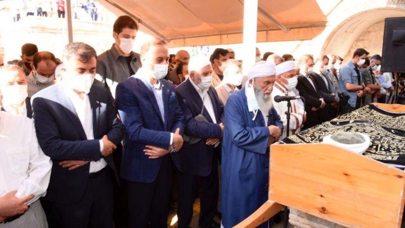Mustafa Kılıç Hoca gözyaşları arasında son yolculuğuna uğurlandı