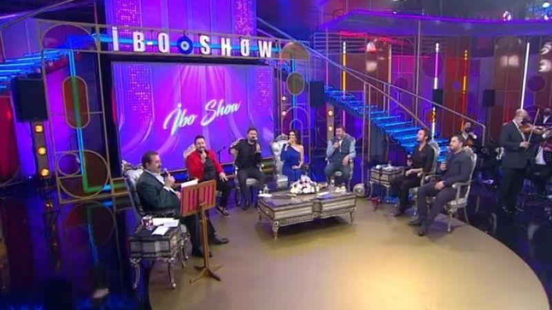 İbo Show'un bu haftaki konukları kimler? İşte 22 Mayıs İbo Show konukları