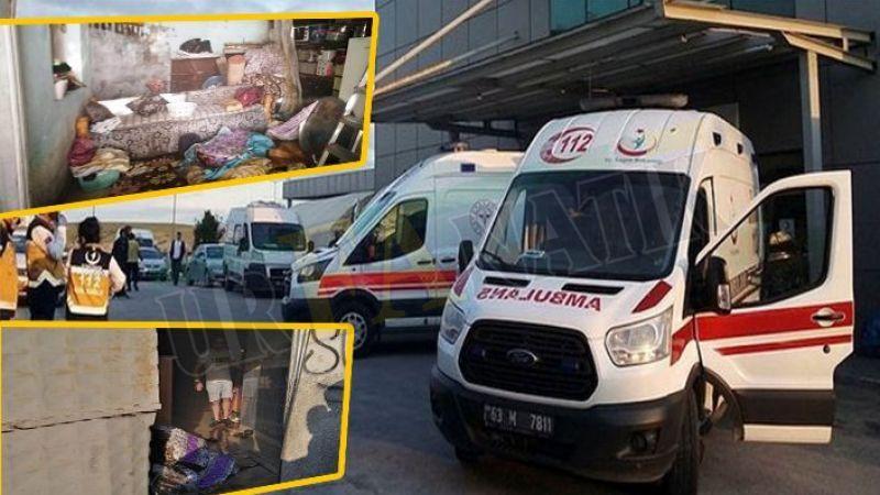 Şanlıurfa'da patlama: Yaralılar var