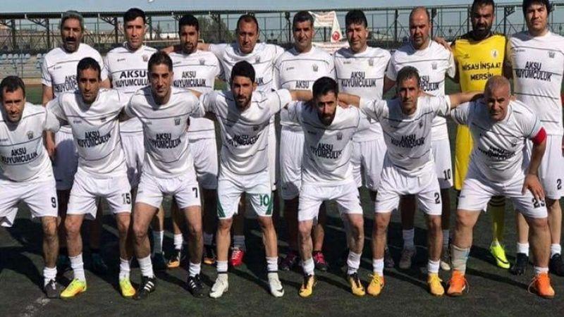 Başkan Ekinci'den Viranşehir master takımına jest