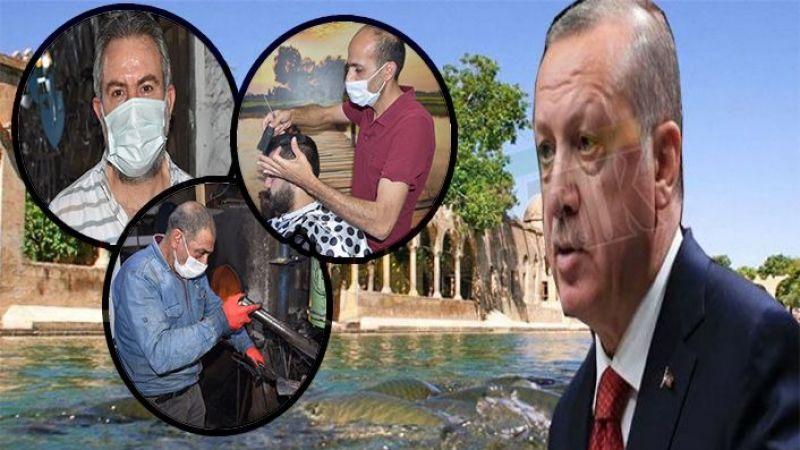 Siverekli Esnaftan, Cumhurbaşkanı Erdoğan'a hibe teşekkürü