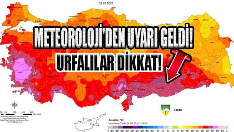 Meteoroloji'den flaş sıcaklık uyarısı! Mor bölgede yaşayanlar dikkat