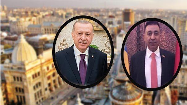 Erdoğan resmi yazı gönderdi: Urfalı isim fahri konsolos oldu!