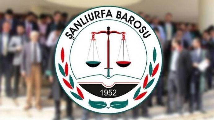 Urfa Barosu başkanı ve avukatlar hakkında karar çıktı