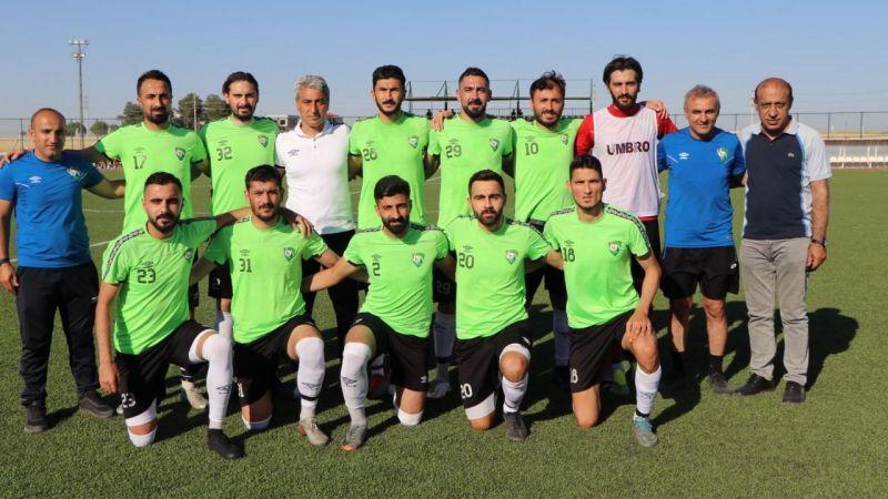 Viranşehir Belediyespor'da Hedef 3. Lig