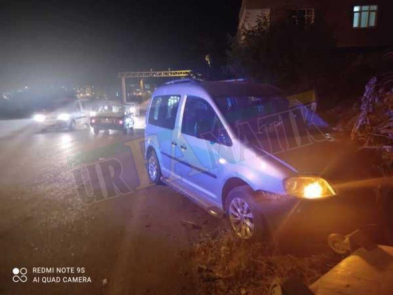 Urfa'da korkunç kaza, abi kardeş can verdi