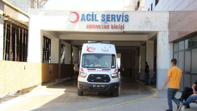 Mardin'de yaralandı, Urfa'da öldü