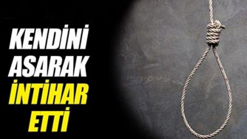 Urfa'da genç kadın kendini iple asarak intihar etti!