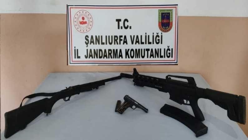 Jandarma ekiplerinden operasyon: Gözaltılar var