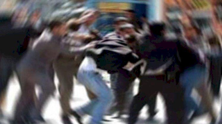 Şanlıurfa'da taşlı sopalı kavga: Çok sayıda yaralı!