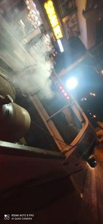 Urfa'da çocuklar ilaçlama aracına saldırdı!