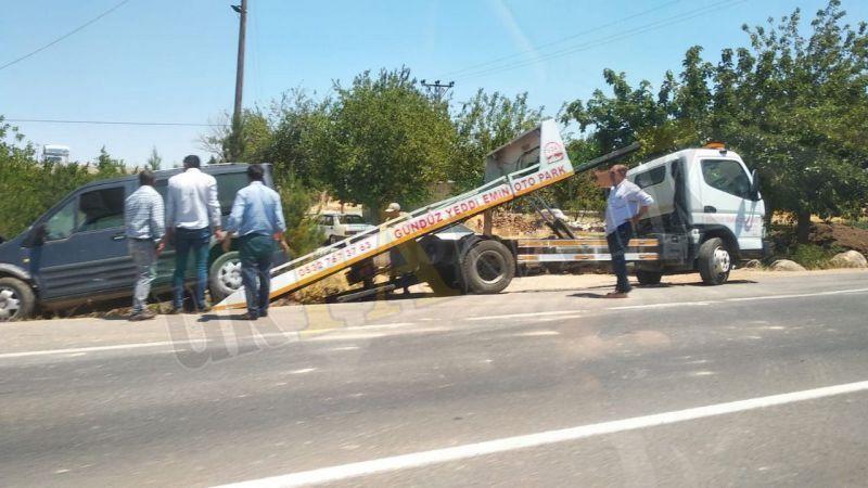 Urfa'da 1 kişinin öldüğü yolda yine kaza: Yaralılar var!