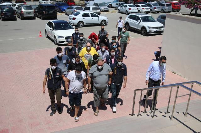 Şanlıurfa'da fuhuş operasyonu: Yeni tutuklama!
