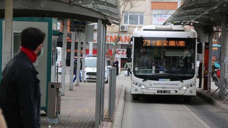 Şanlıurfa'da otobüsler ücretsiz olacak!
