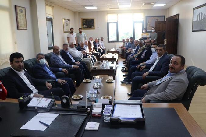 Şanlıurfa Milletvekili Viranşehir'e gitti!