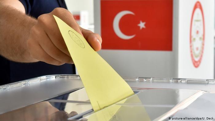 Urfa'da seçim yapıldı, oylar sayılmaya başladı!