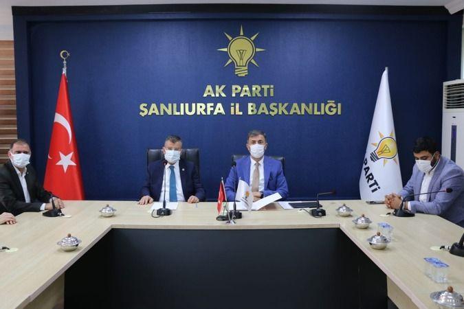 Şanlıurfa'da İl yönetim kurulu toplandı!