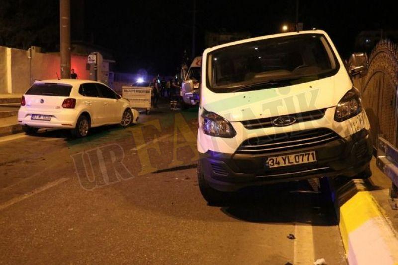Urfa'da feci kaza: Ortalık savaş alanına döndü!