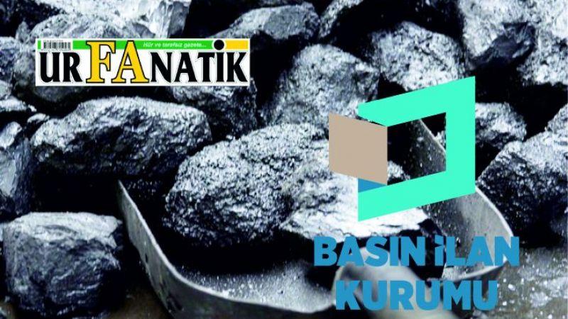 Kömür satın alınacak