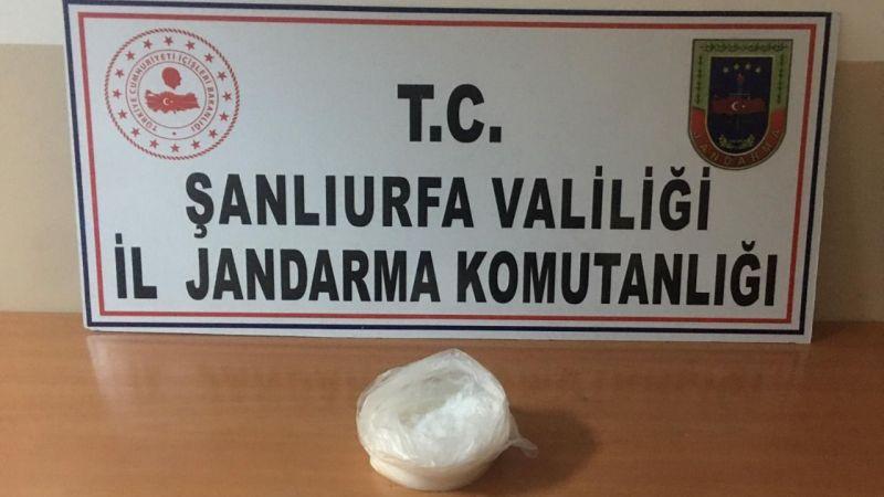 Urfa'da uyuşturucu satıcılarına darbe