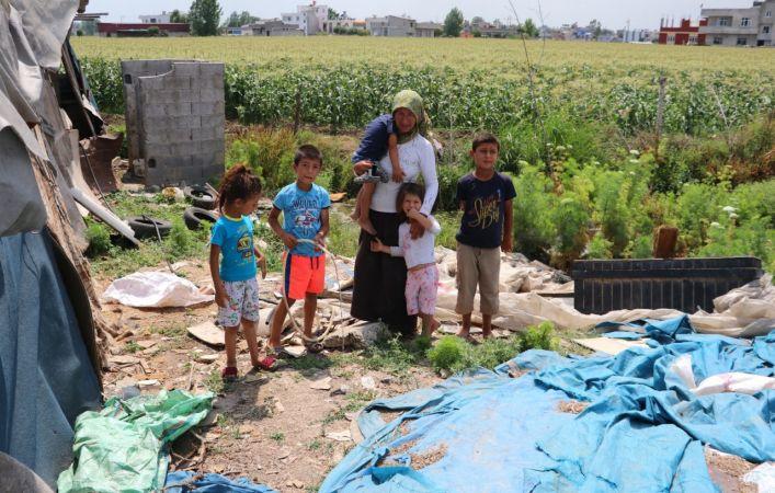 Urfalı tarım işçisi aileye 7 bin lira su borcu