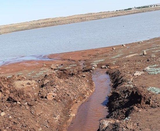 Viranşehir'de kuraklık korkuttu: Kuyudan takviye