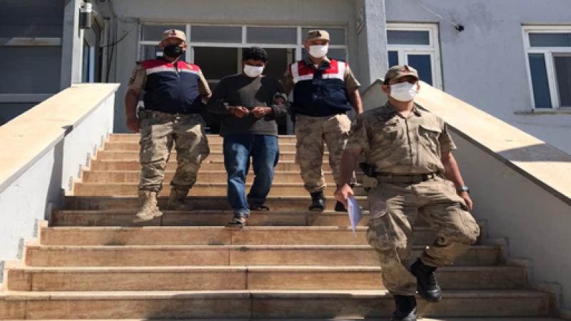 Firari FETÖ üyesi Şanlıurfa'da yakalandı